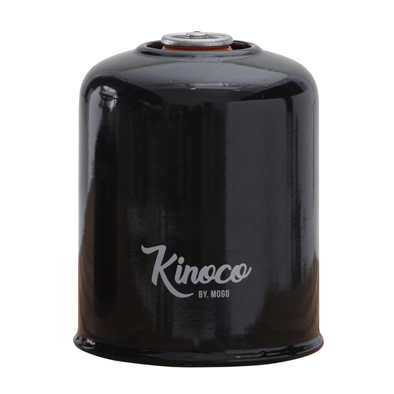 【KINOCO OUTDOOR】OD缶 ガスカートリッジカバー エナメル レトロ【450g用】