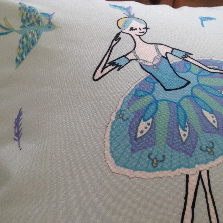 Florina Cushion フロリナクッション - 画像2