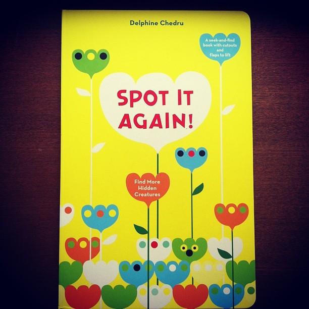 絵本「Spot It Again!/Delphine Chedru」 - 画像1
