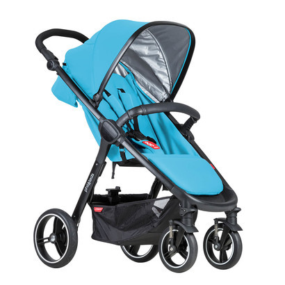 phil&teds smart buggy Cyan フィルアンドテッズ スマート