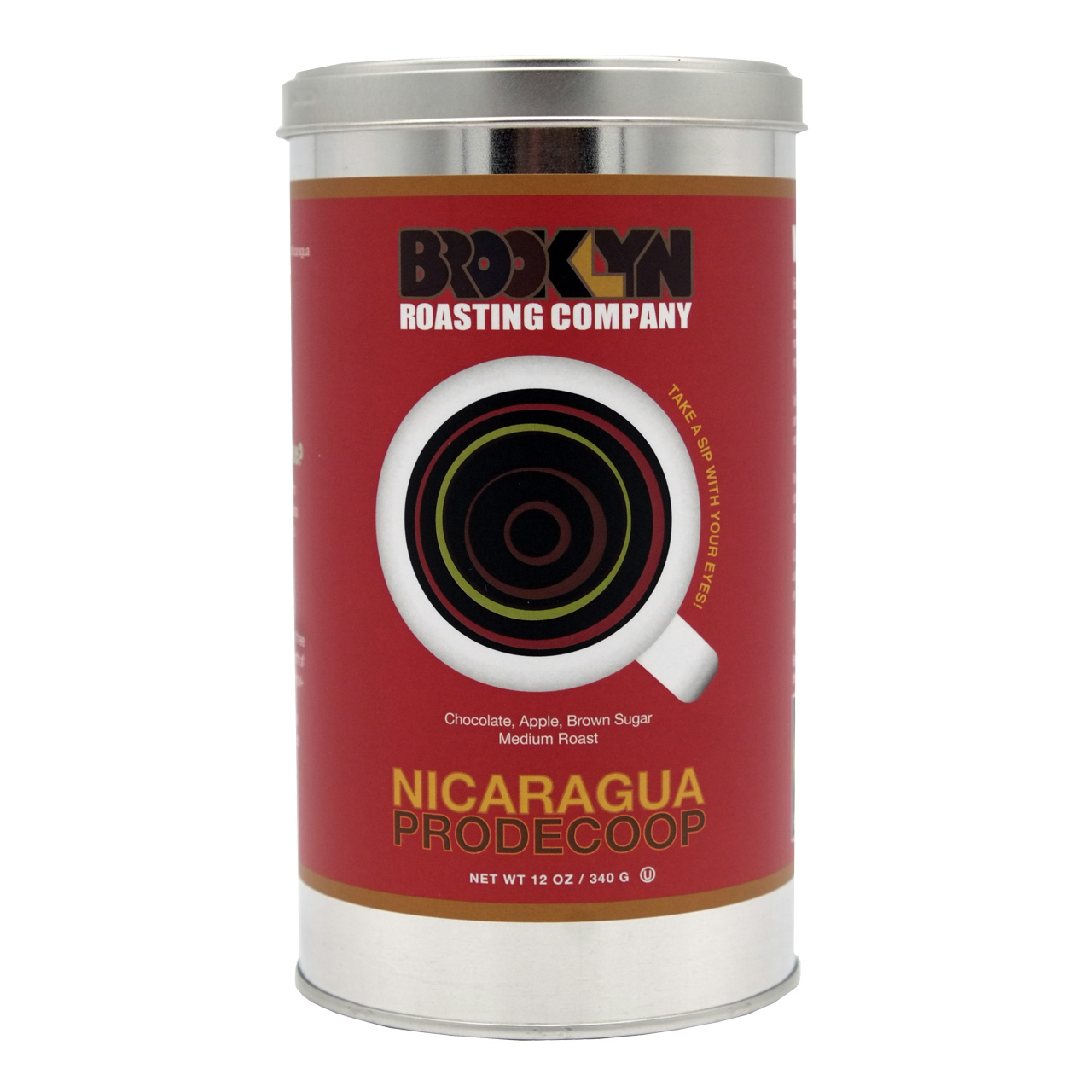 < Best by 2020.6.20 > Nicaragua Prodecoop  12oz ティン缶入り(340g)