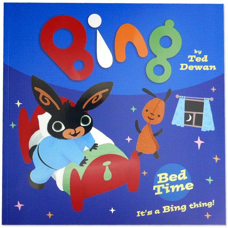 Bing Bed time(Ted Dewan)