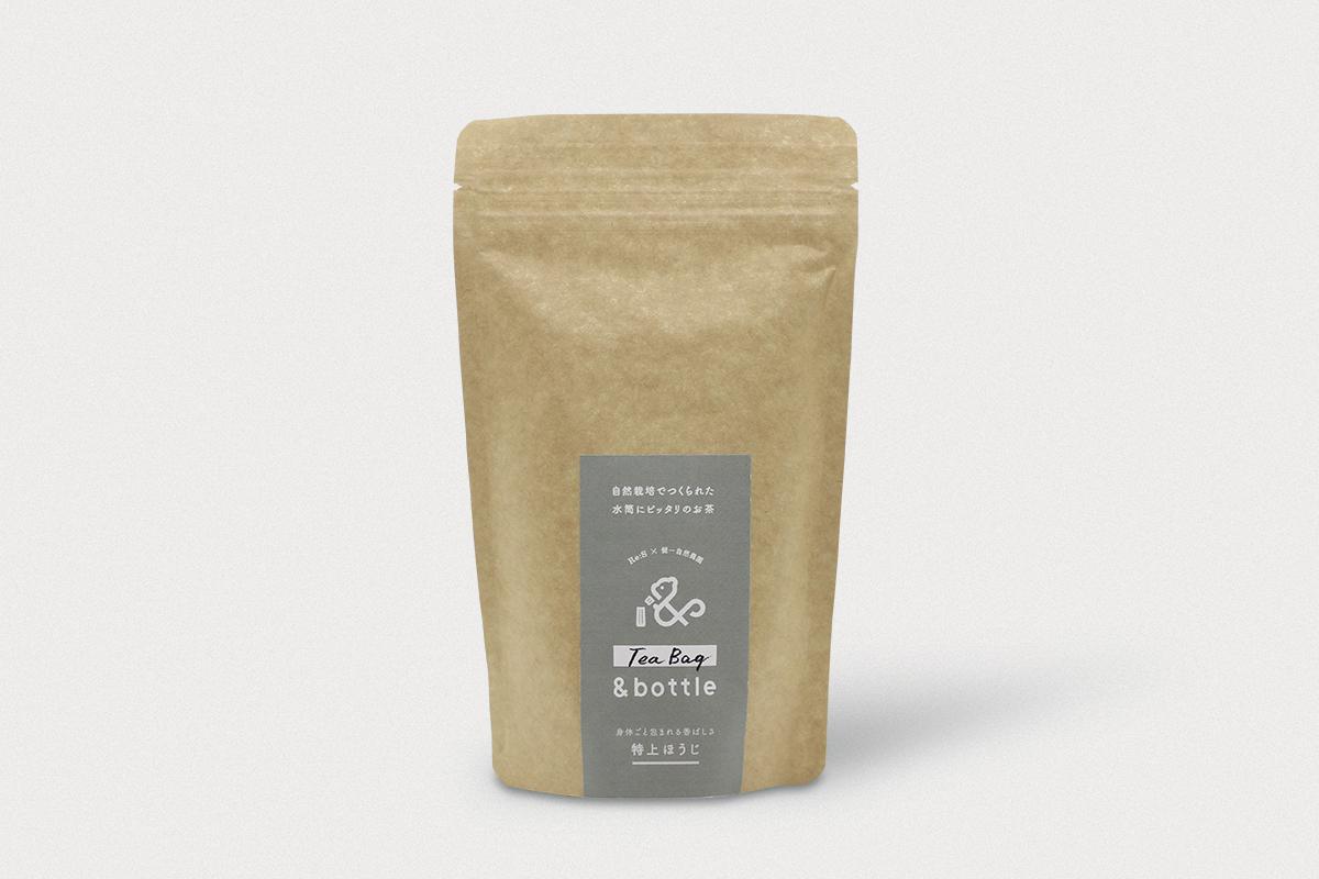 Tea bag / 特上ほうじ【15個入】