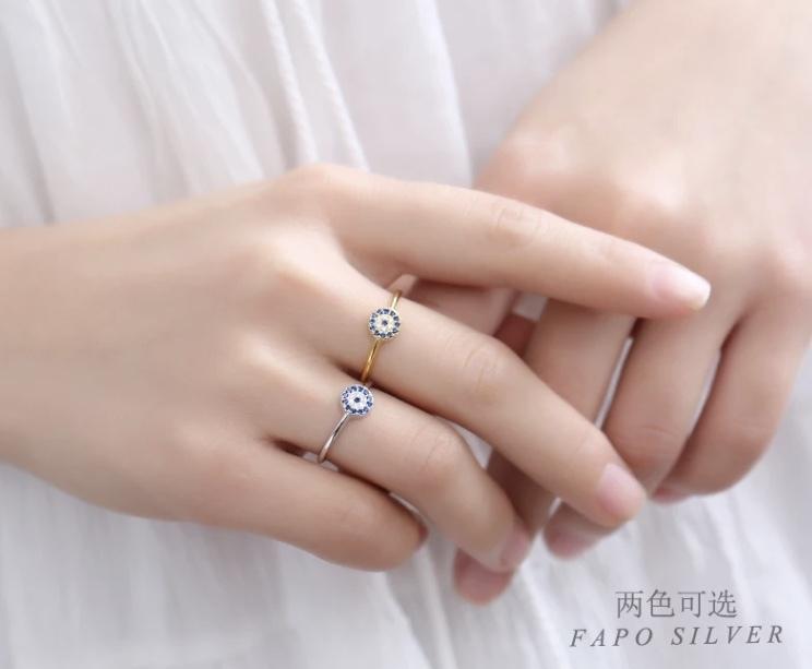 02860 レディースファッション リング かわいい 花 おしゃれ シンプル エレガント 小物 アクセサリー アクセント 指輪