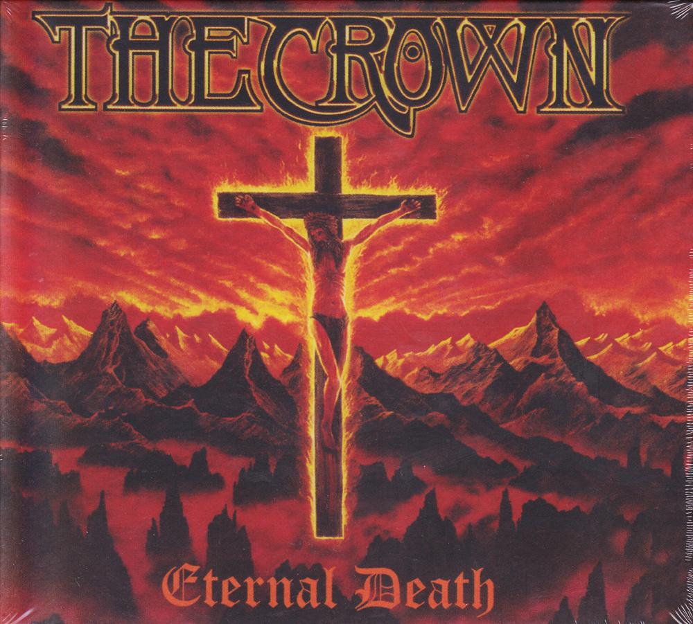 THE CROWN『Eternal Death (Digi)』