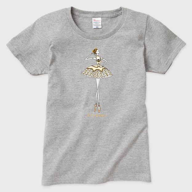 ライモンダTシャツ(レディース) - 画像3