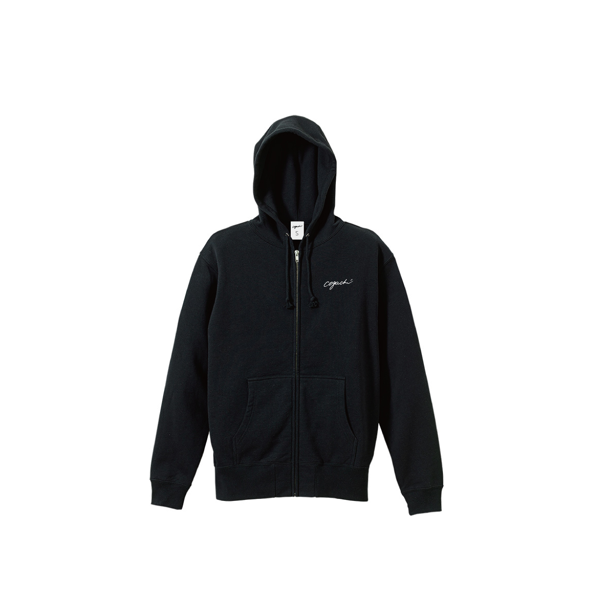 1991 zip hoodie(BLACK)