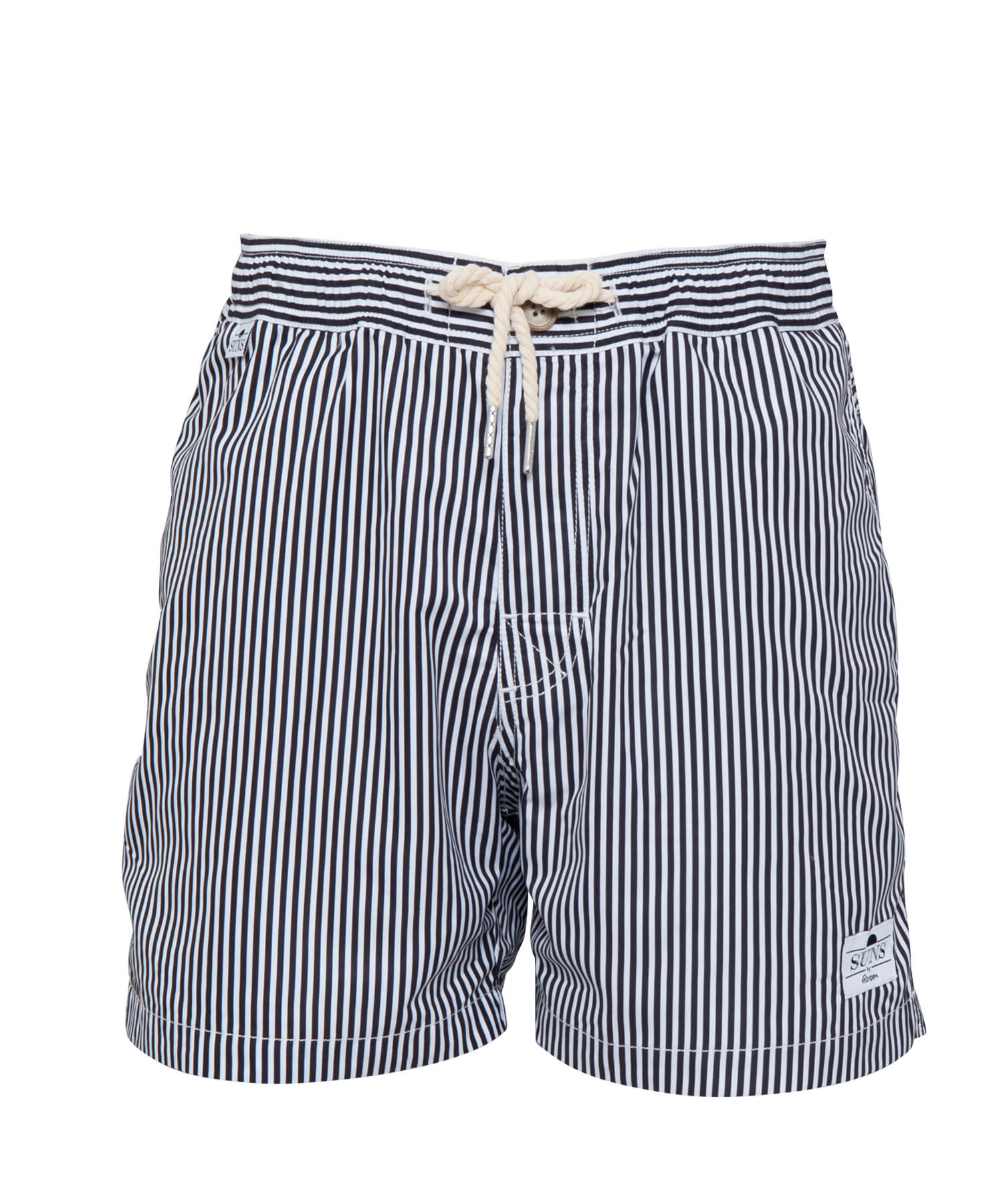 6/28(金)19:00発売 SUNS PLAIN STRIPE SWIM SHORTS[RSW023]
