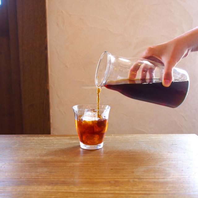 水出しコーヒー(fruity&floral)