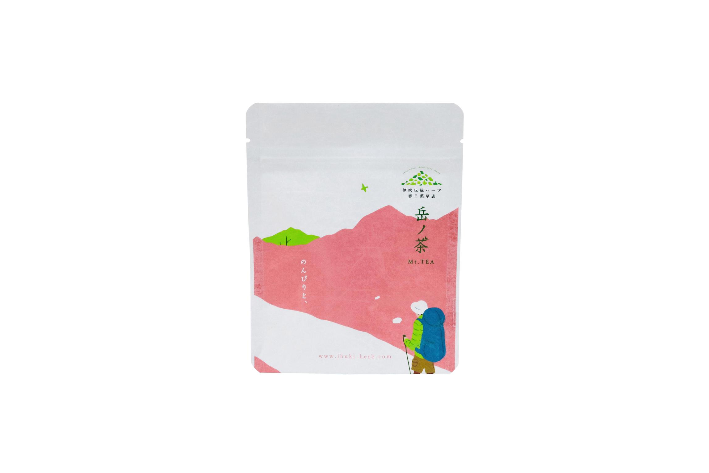No,1 岳ノ茶-Mt TEA- (friend of mountain.label)