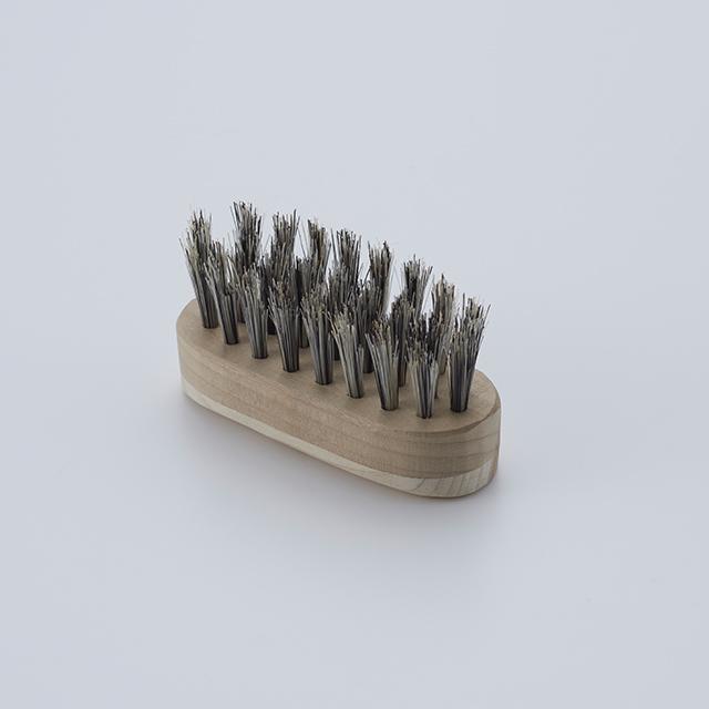 ボディブラシ 頭髪用 ゴマ毛