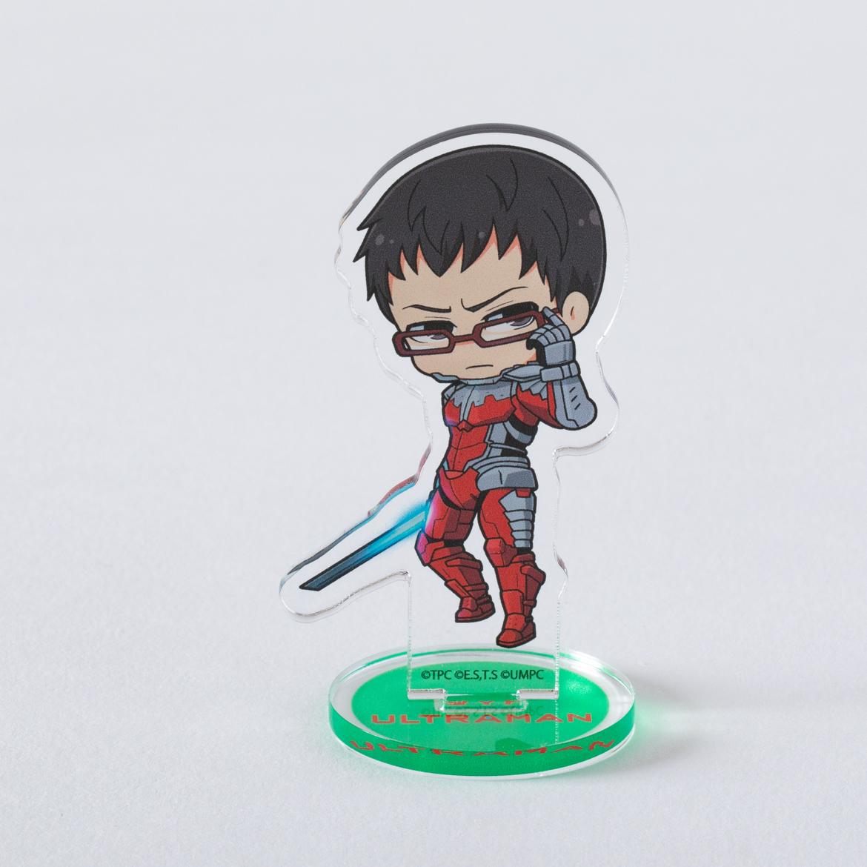 アニメ「ULTRAMAN」アクリルフィギュア-ぷちキャラ_SEVEN-