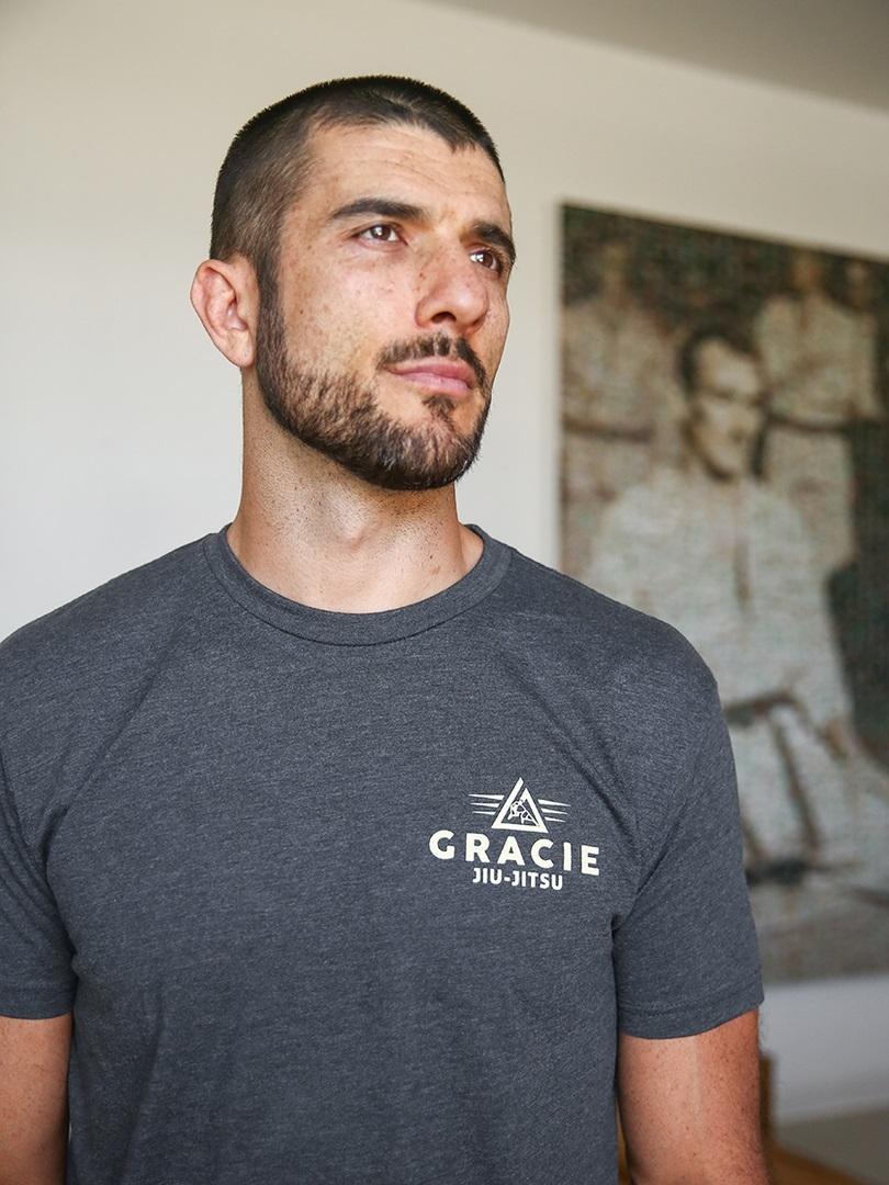 グレイシー柔術 Graze Tシャツ