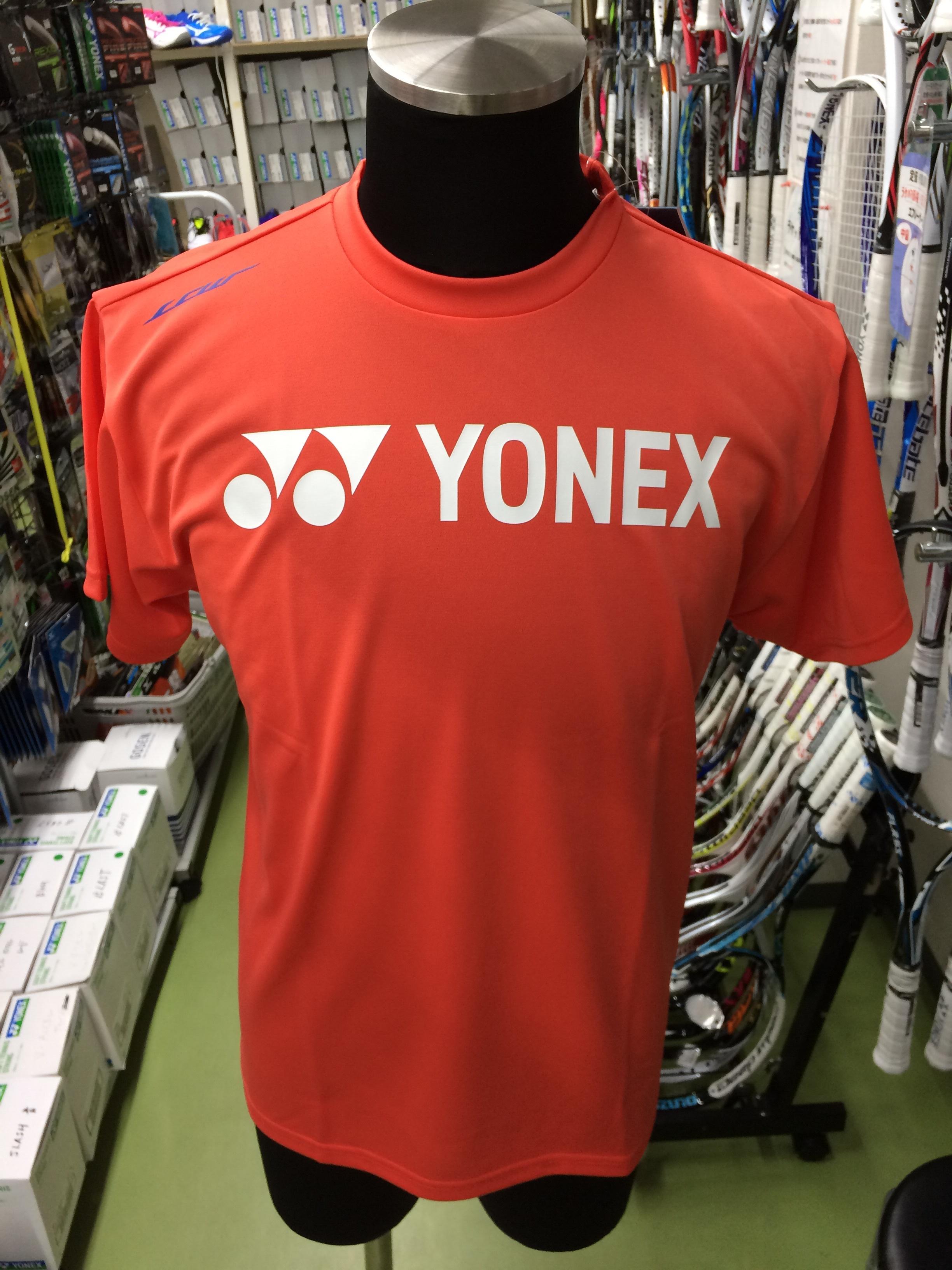 ヨネックス ユニドライTシャツ 16001LCW - 画像1