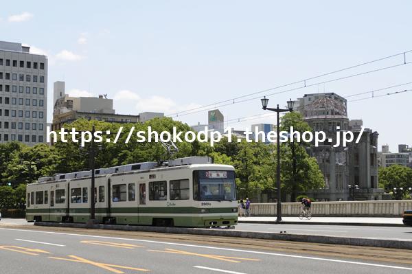 広島電鉄3900形と街_DSC9761