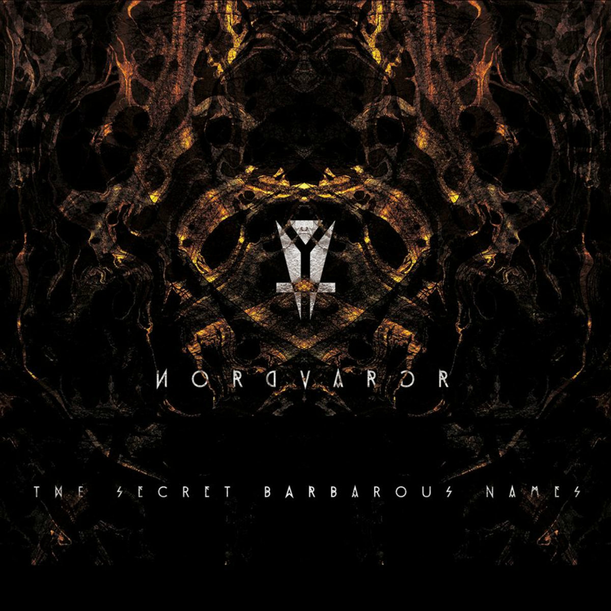 Nordvargr - The Secret Barbarous Names CD - 画像1