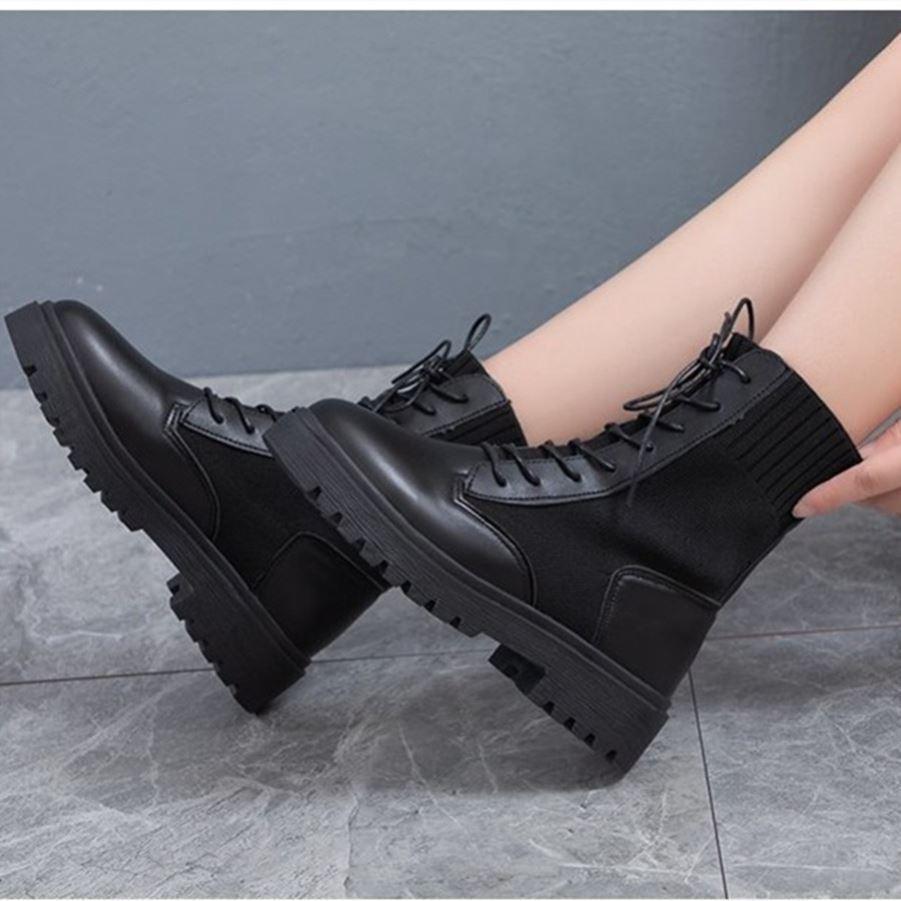 サイドゴアマーティンブーツ【side Goa Martin boots】