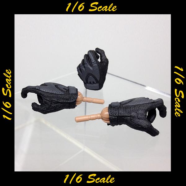 【00958】 1/6 DAMToys SDU グローブ ハンド