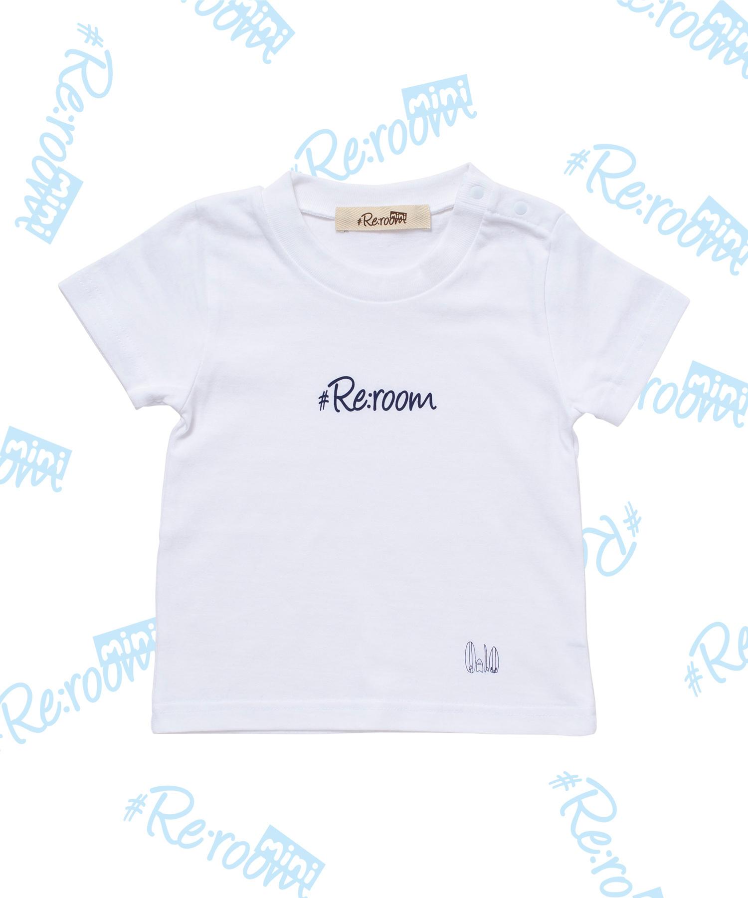 #Re:room LOGO T-shirt[RKC002]
