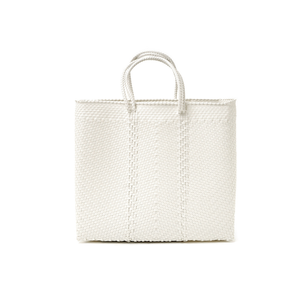 MERCADO BAG ESPIGA - White(S)