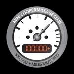 ゴーバッジ(ドーム)(CD0038 - 100000 MILES MOTORED) - 画像1