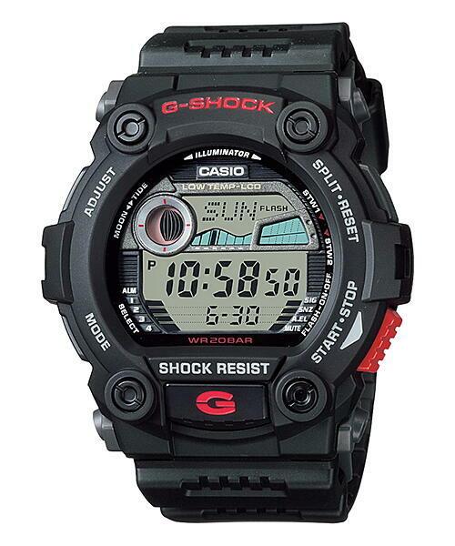 CASIO  カシオ G-SHOCK G-7900-1 メンズ 腕時計