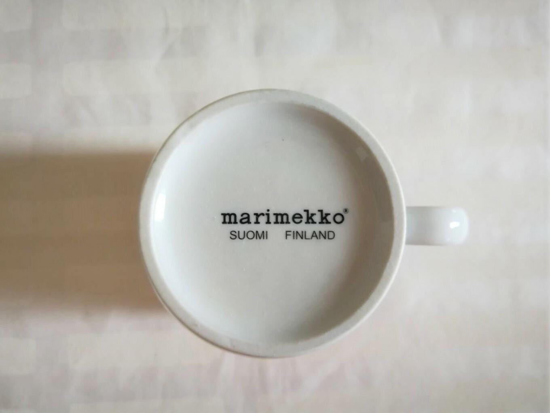 [廃盤] マグカップ / マリメッコ / 旧マグ mini (RD)