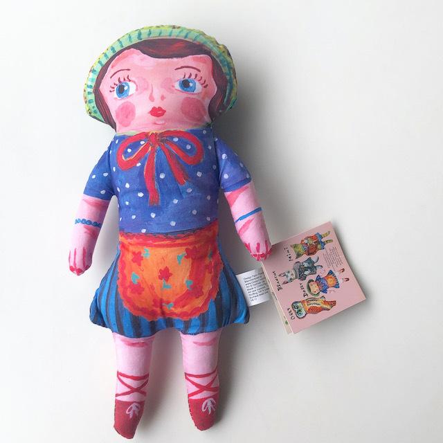 "Nathalie Lete ""Dolly"" ナタリーレテ お人形 女の子 ドール"