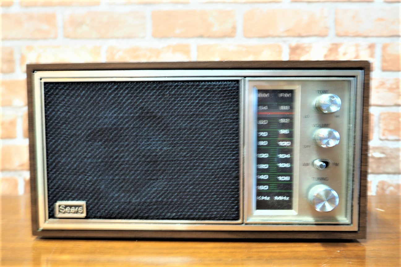 品番0914 ヴィンテージラジオ 2
