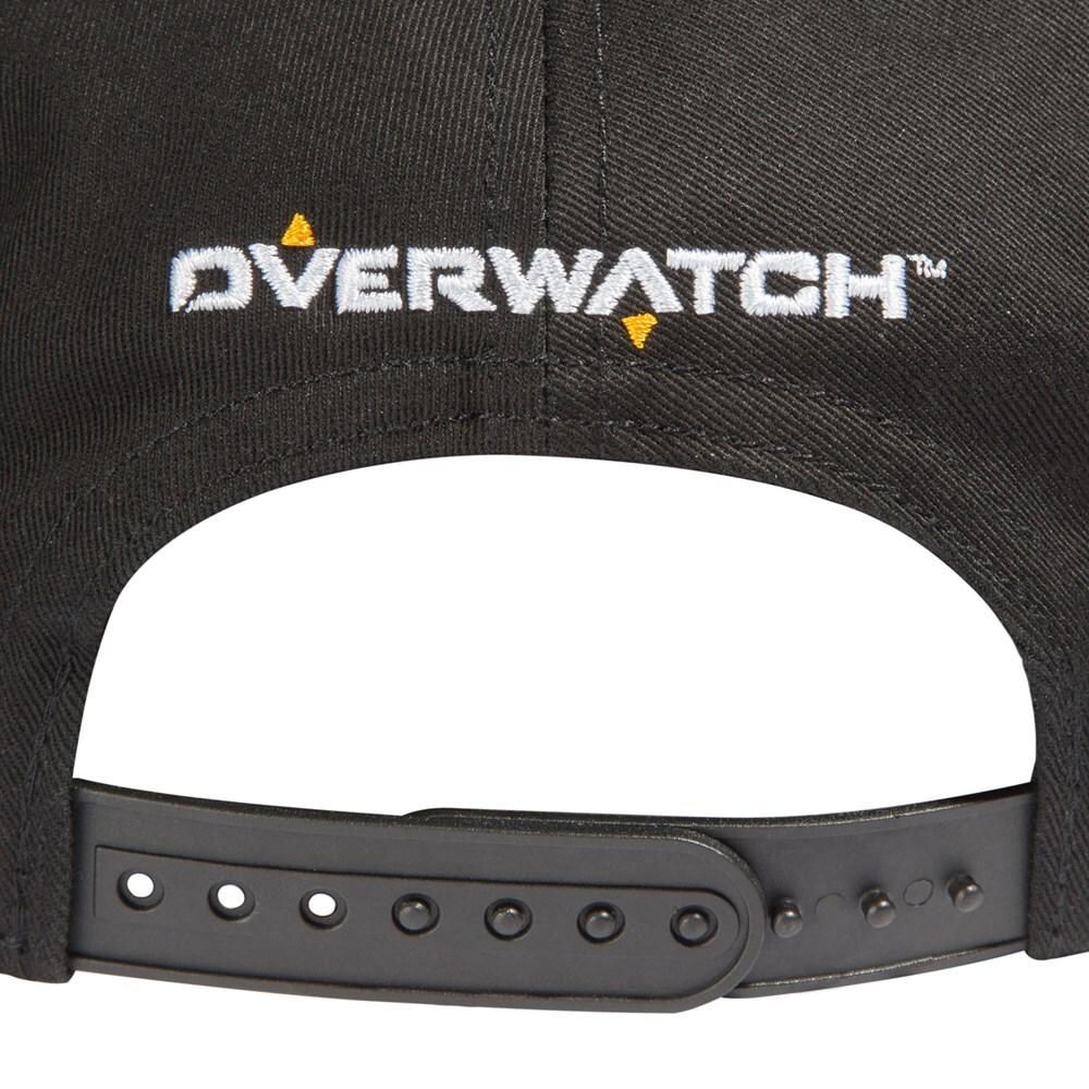 OVERWATCHロゴキャップ ブラック オーバーウォッチ / インフォレンズ