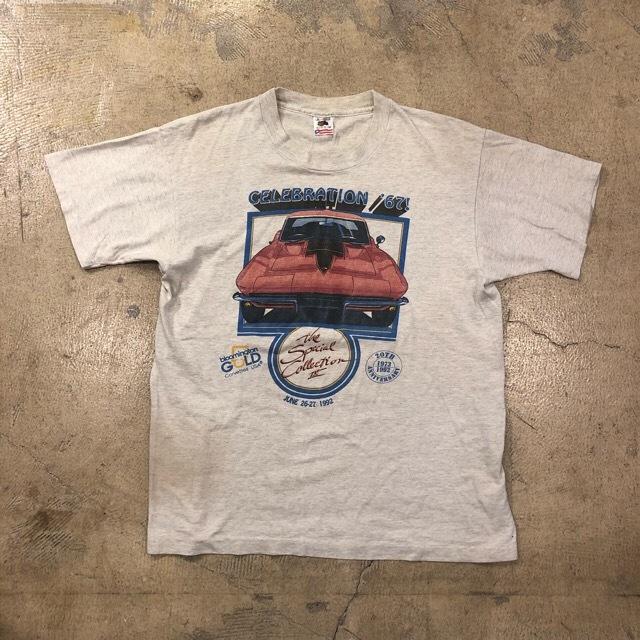 Old Car Tee
