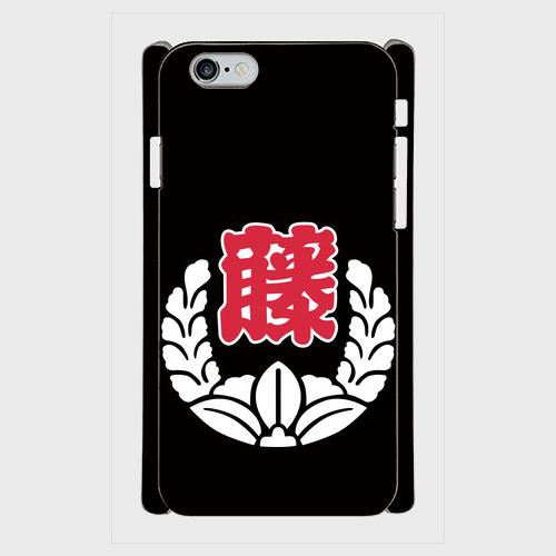 ※受注発注 iPhone だんじり藤井町-black スマホケース