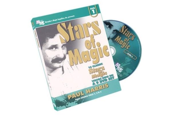 Stars Of Magic #1 (Paul Harris)