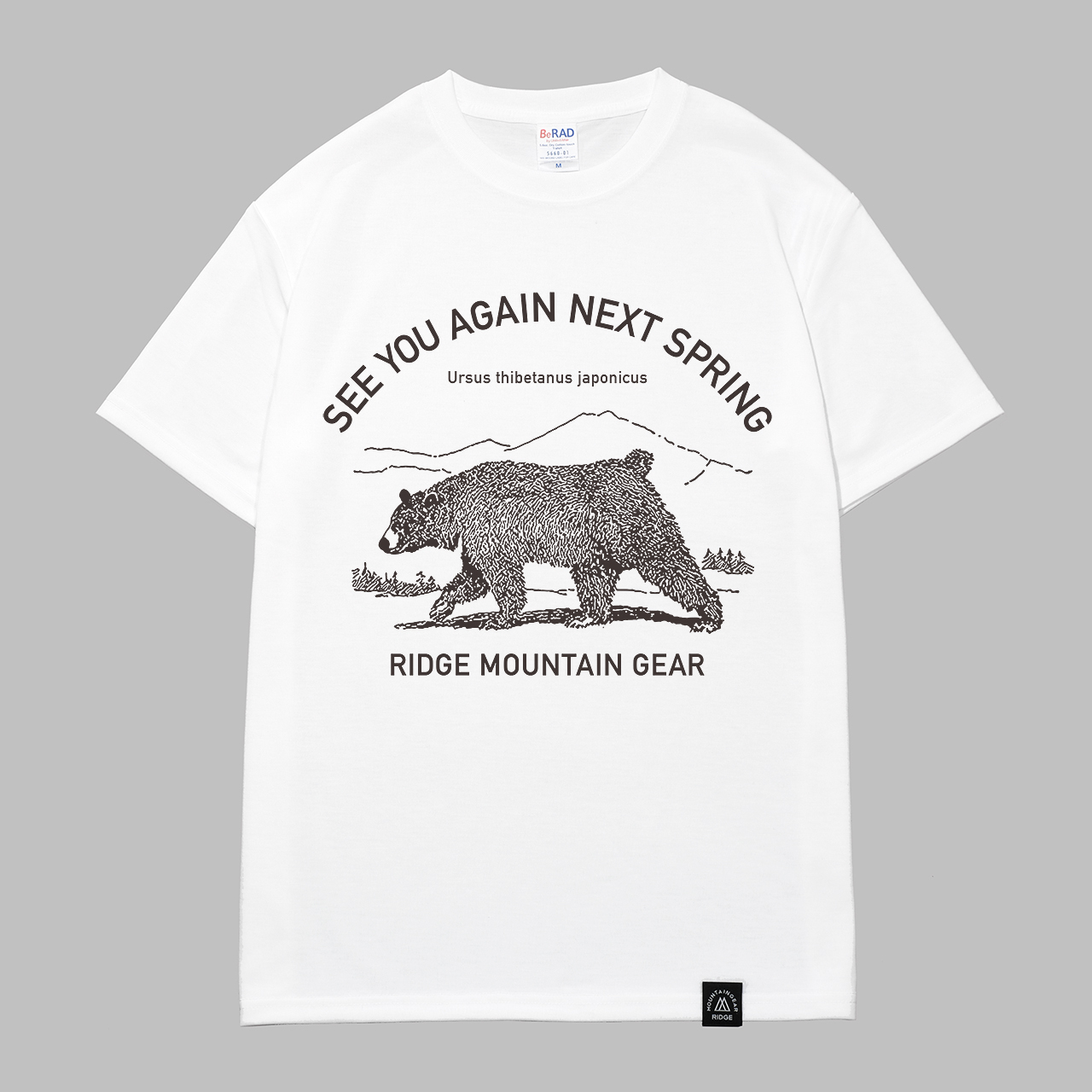 "See You Again Next Spring 2020 ""Walk Bear"" 予約受注製品"