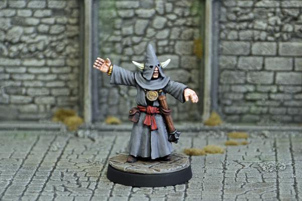 邪教の司祭 - 画像2