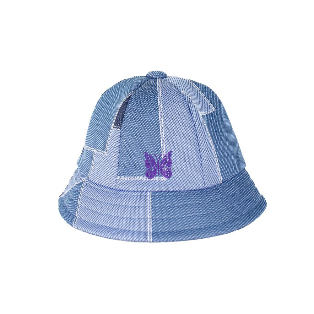 NEEDLES Bermuda Hat Blue