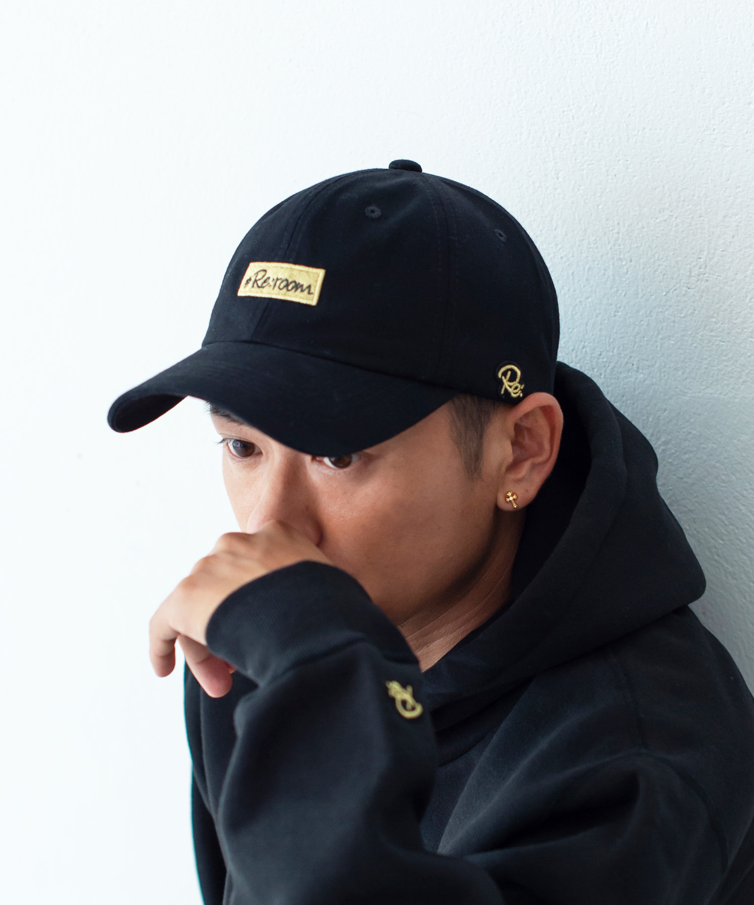 3rd ANNIVERSARY LIMITED LOGO CAP[REH071]