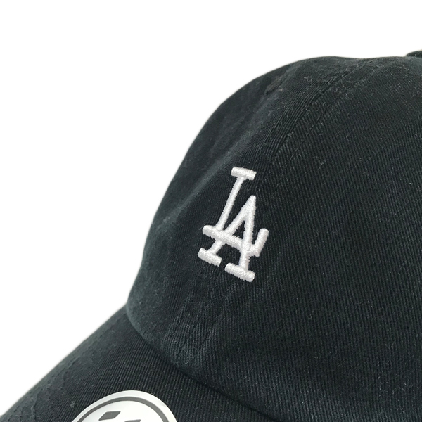 '47 / Dodgers Base Runner '47 CLEAN UP Black