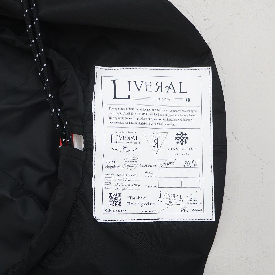 LIVERAL リヴェラル Ougi S ナプサック リュック (品番l4006)