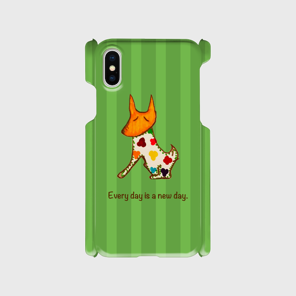 カンボジアの子ども達がデザインした携帯ケース 〜Lina〜