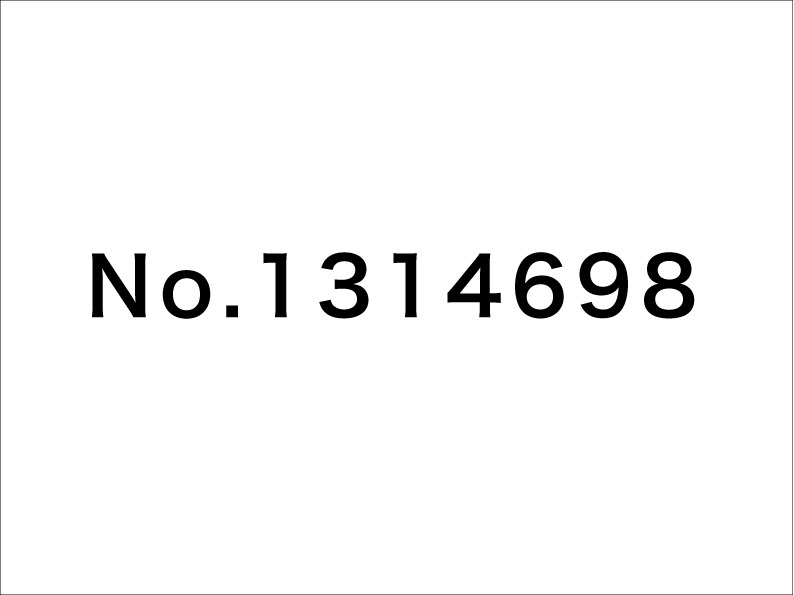 No.1314698 / 片岡メリヤス