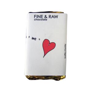【FINE&RAW/ファインアンドロー】 トラッフルチャンキー