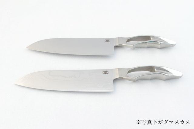 包丁 磨 三徳170mm