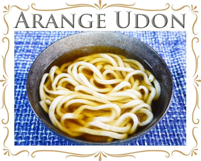 和風だし (胚芽麺)4~8人前(800g)クール便 りきゅう DR800 アレンジうどん