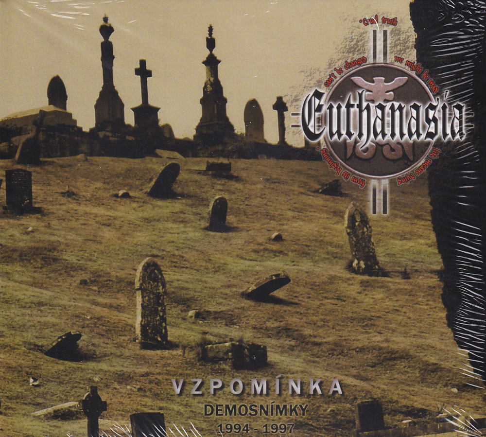 EUTHANASIA 『Vzpomínka - Demosnímky 1994-1997 (Digi)』