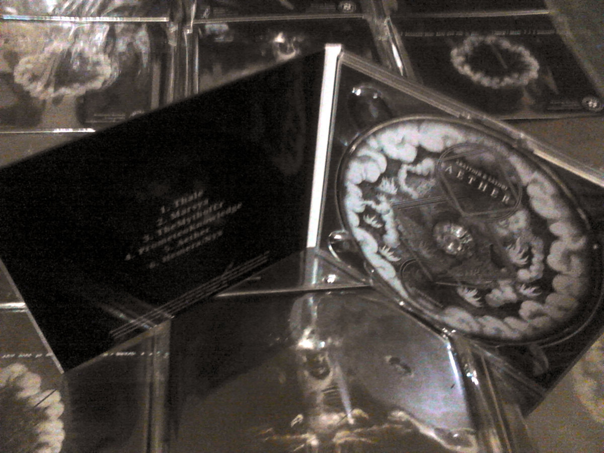 Abattoir & Satori - Aether CD - 画像3