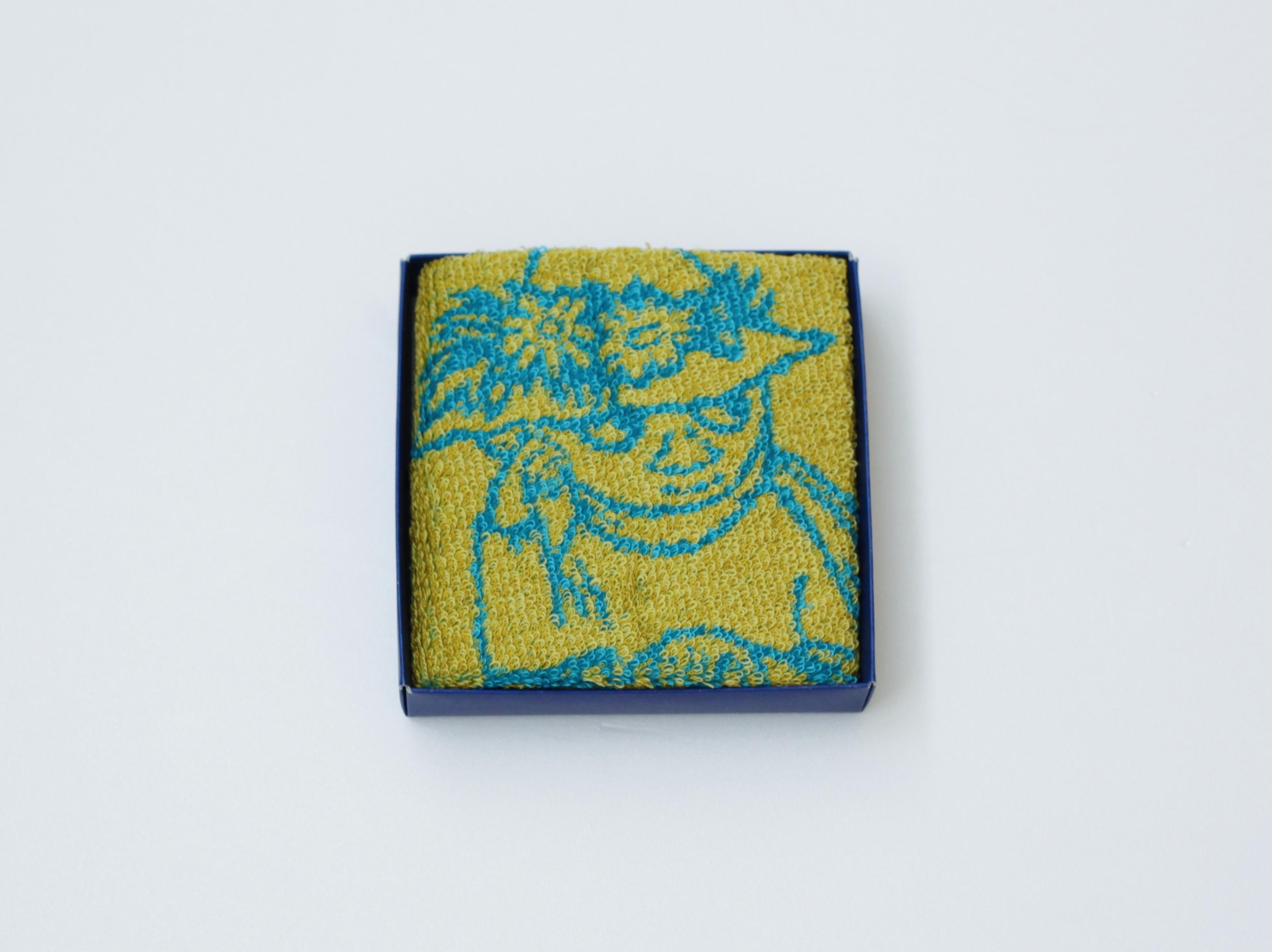【 TOWEL THINK LAB(タオルシンクラボ)ムーミン×Hippopotamus(ヒポポタマス)】ギフトセット  ウォッシュタオル ×1