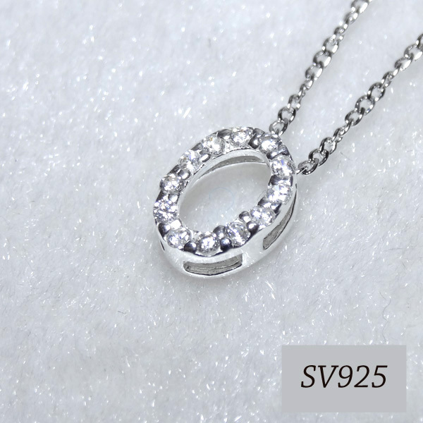 Oval♡ネックレス