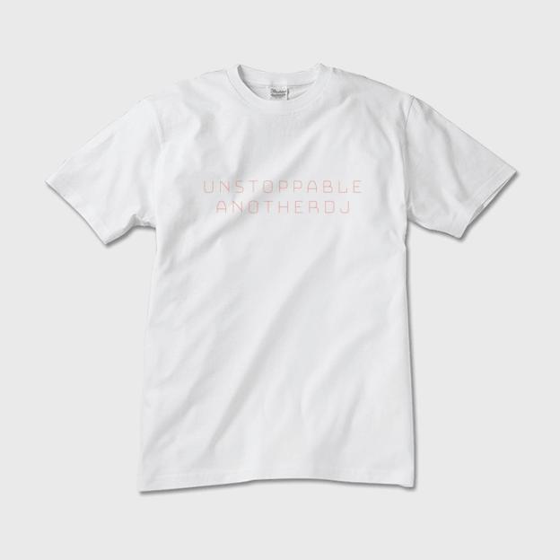 unstoppable_red Tシャツ 白  Mサイズ  - 画像1