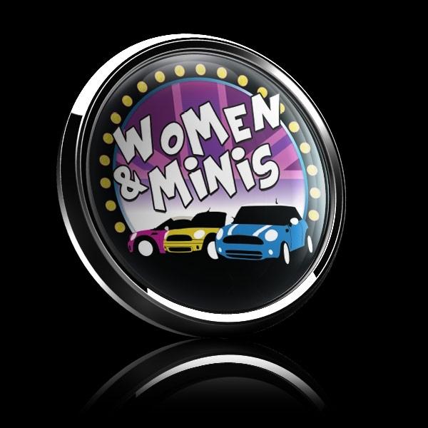 ゴーバッジ(ドーム)(CD0883 - CLUB Women & MINIs) - 画像4